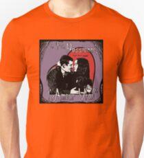 """""""Un Fou, Passionné, l'Amour Vrai!""""- One Crazy, Passionate, True Love! (purple) Unisex T-Shirt"""