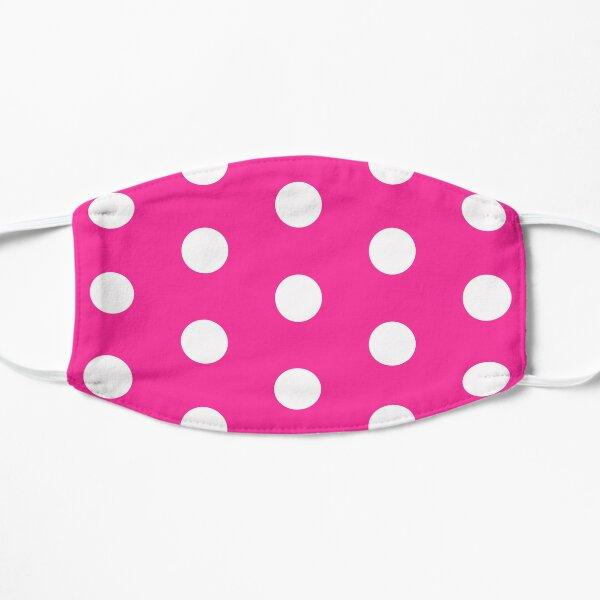 Pink Polka Dots Mask