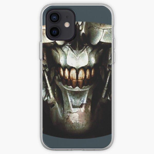 Friendly Cyborg T6 iPhone Soft Case