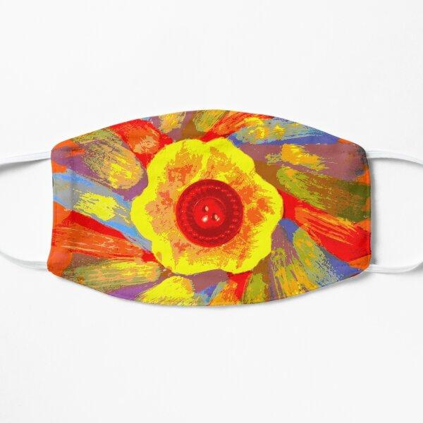 Flower Mandala  Small Mask