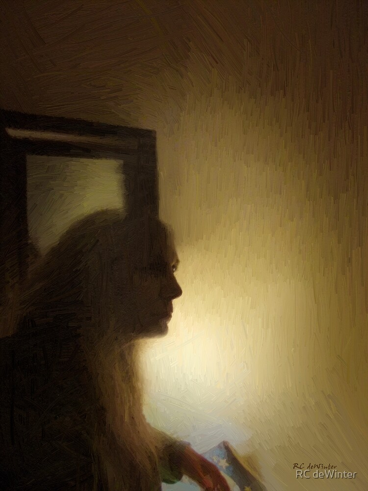 The Clamor of Silence by RC deWinter