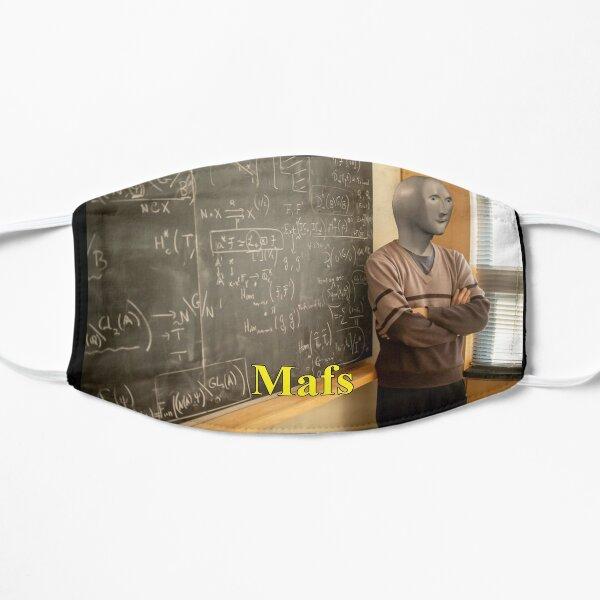 Mafs Meme Man Mask