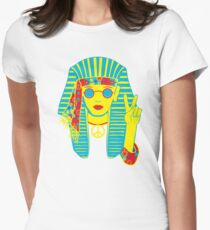 Ancient Hippie Womens Fitted T-Shirt