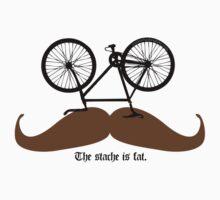 Hipster Bike Mustache