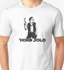 Horn Solo T-Shirt T-Shirt