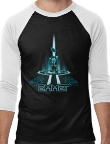 EMMETRON Men's Baseball ¾ T-Shirt