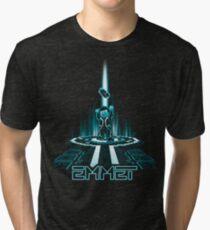 EMMETRON Tri-blend T-Shirt
