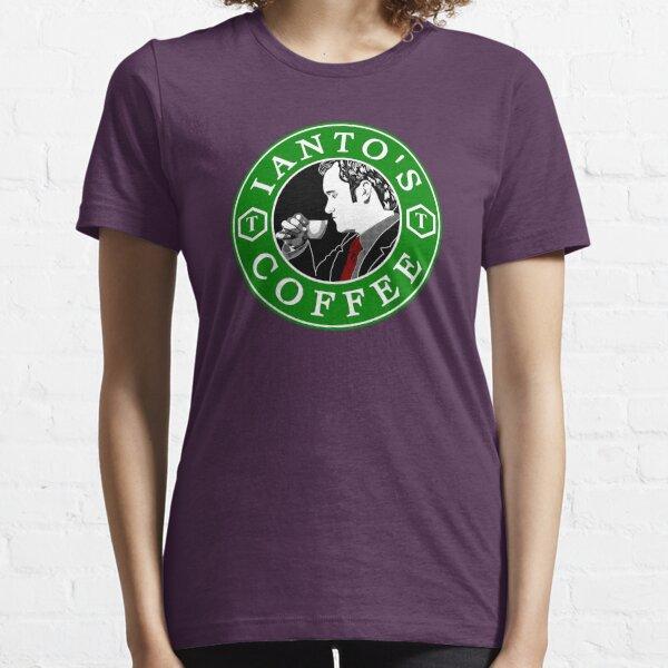 Ianto's Coffee Essential T-Shirt