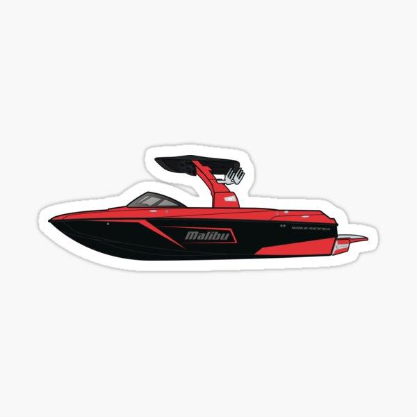 Malibu Wakesetter 23 LSV Sticker