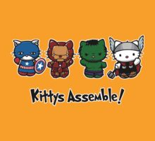 Kittys Assemble!