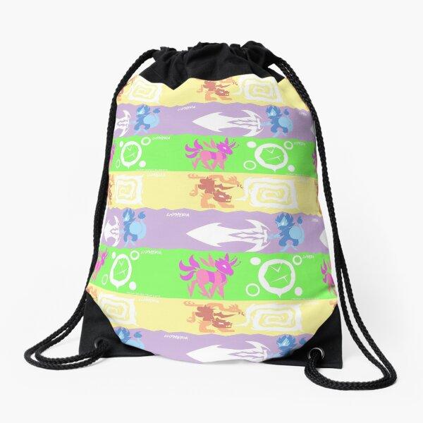 Chymeria Three Kinds   Drawstring Bag