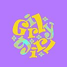 girly girl in yellow by offpeaktraveler