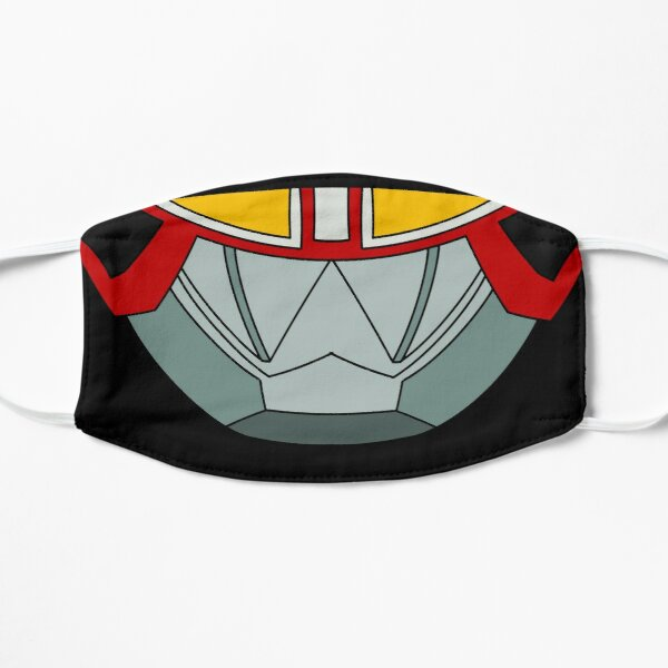 Community Heroes - Faiz Flat Mask