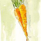 Knuspriges orange Powerfood von Maree Clarkson