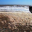 Waves By The Sea Foam! by DCLehnsherr