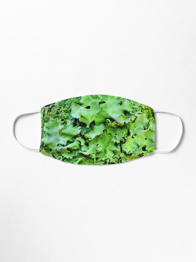 Alternate view of I lichen you 3! Classy Camo Mask
