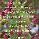 Dear Mother by DreamCatcher/ Kyrah