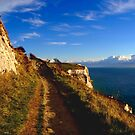 Cliff's Edge Dover by SerenaB