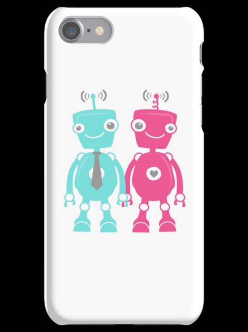 Robot Love by Amy Grace