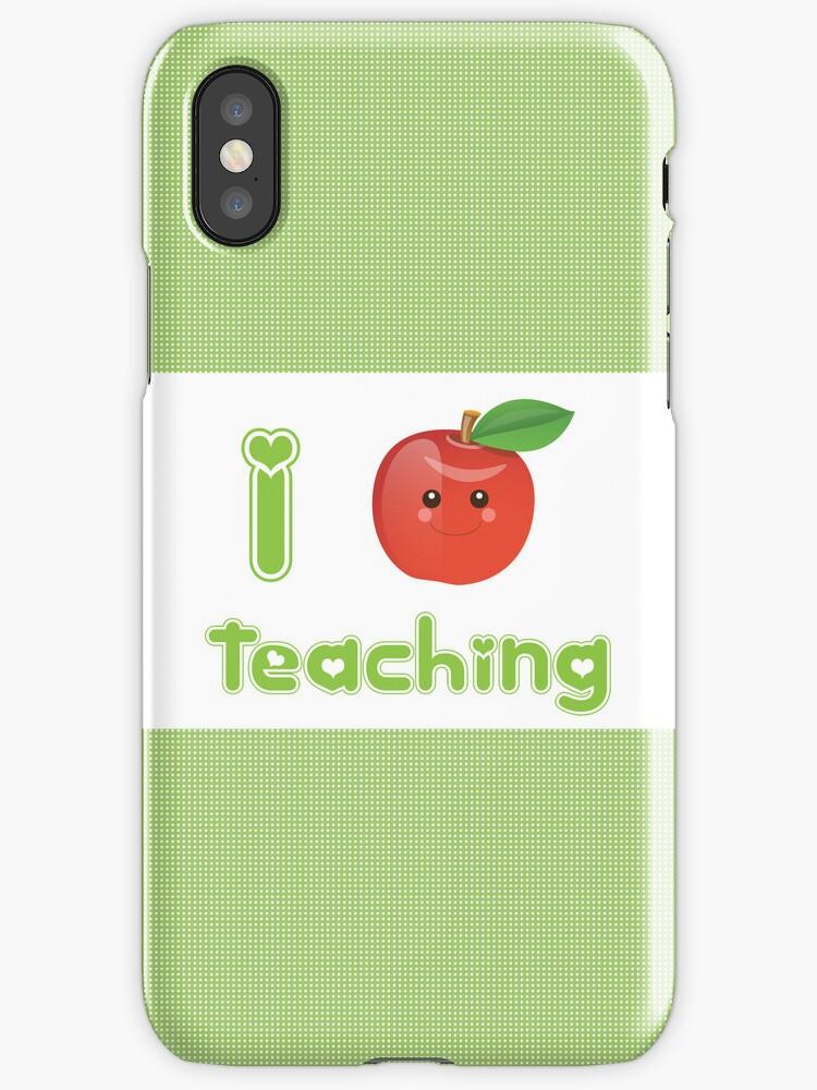 I Heart Teaching by sweettoothliz
