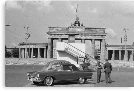 Germany: Berlin.1967 East Dean, Sussex, Vienna 1969 by entcho