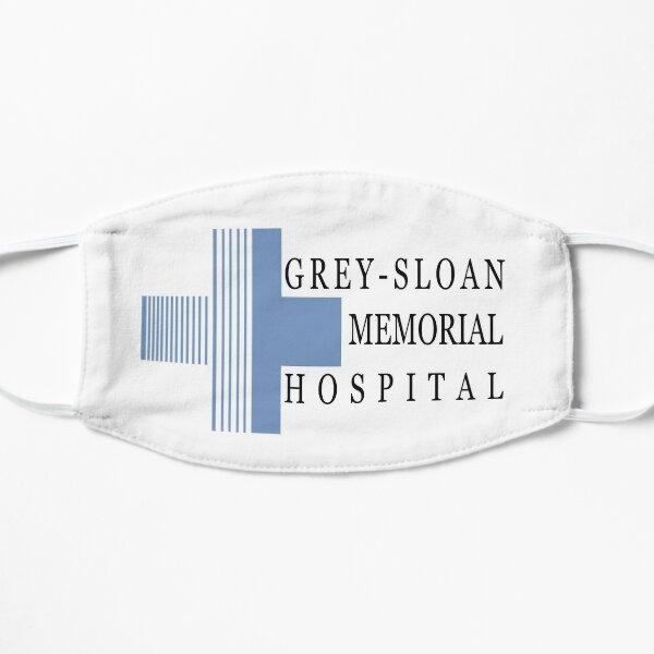 Grey-Sloan Memorial Hospital Flat Mask