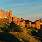 Dover Castle by SerenaB