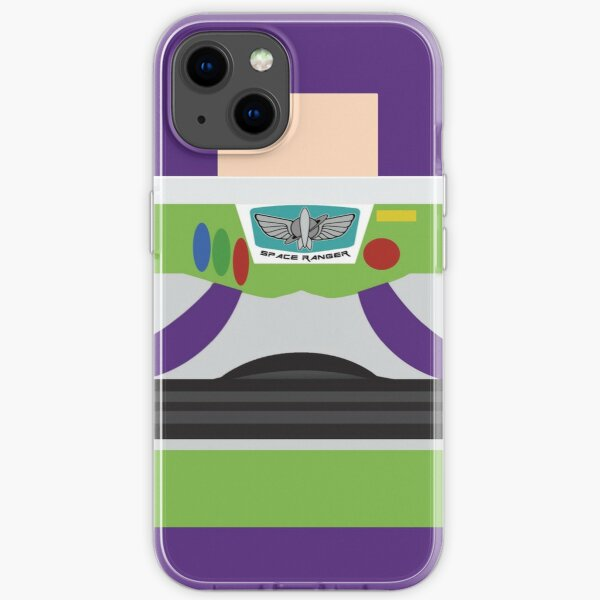 Space Ranger iPhone Soft Case