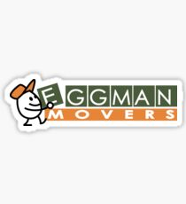 Moving Day Sticker