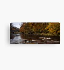 Stainforth Bridge, Yorkshire Dales Canvas Print