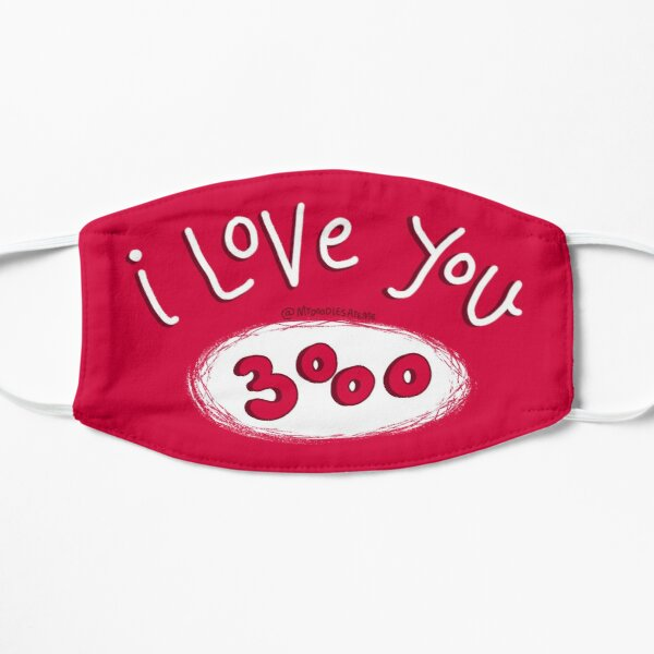 I love you 3000 - Endgame Mask
