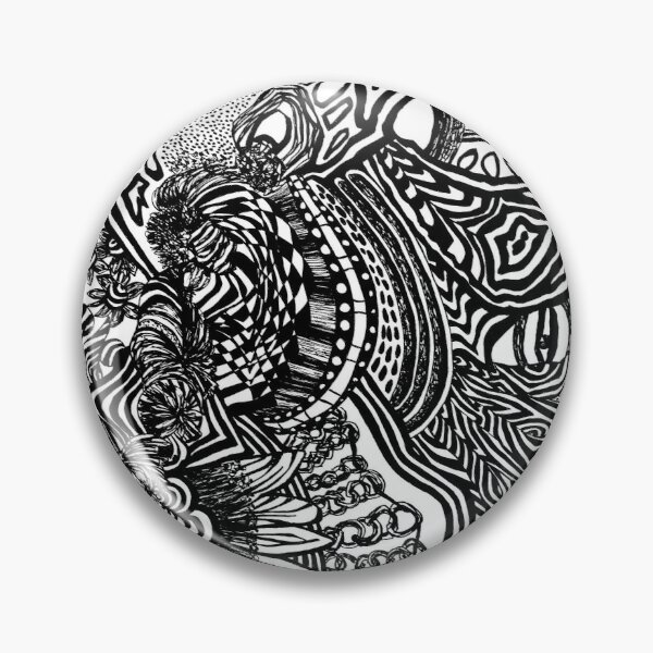 Abstract Ideas Pin