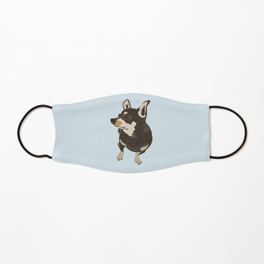 Hopeful Dog Mask