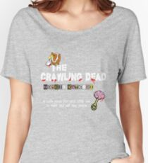 The Crawling Dead Women's Relaxed Fit T-Shirt