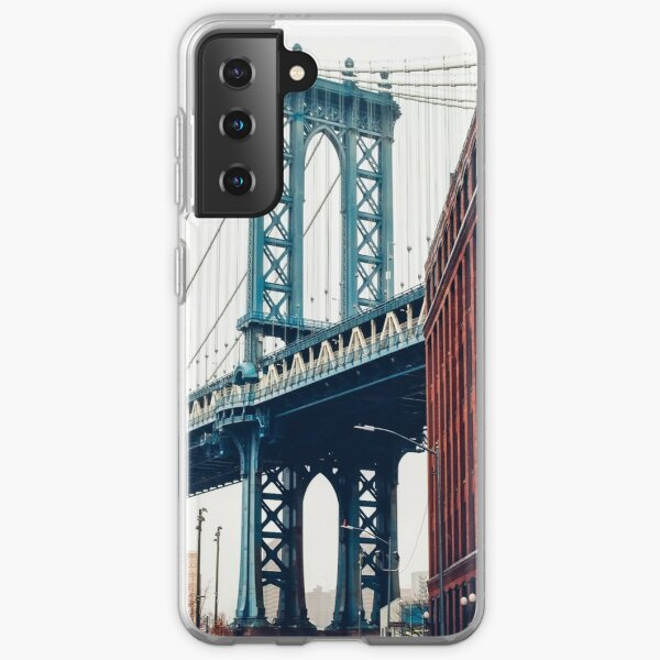 Washington bridge  Samsung Galaxy Soft Case
