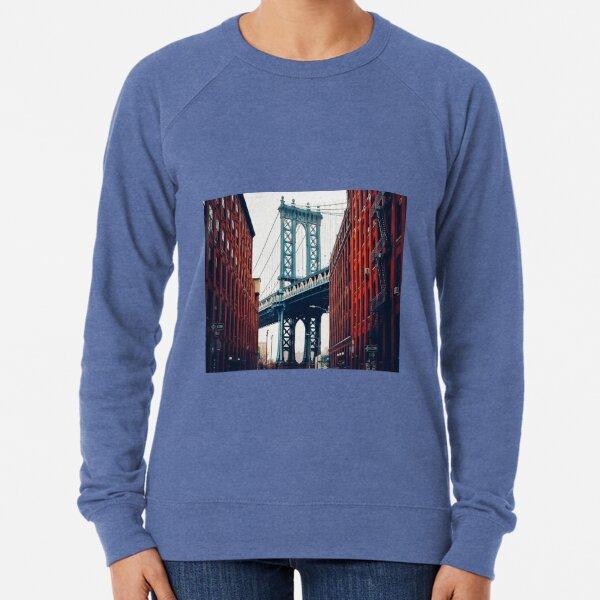 Washington bridge  Lightweight Sweatshirt