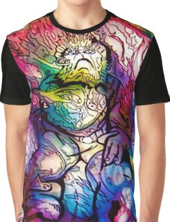Space Ape Graphic T-Shirt
