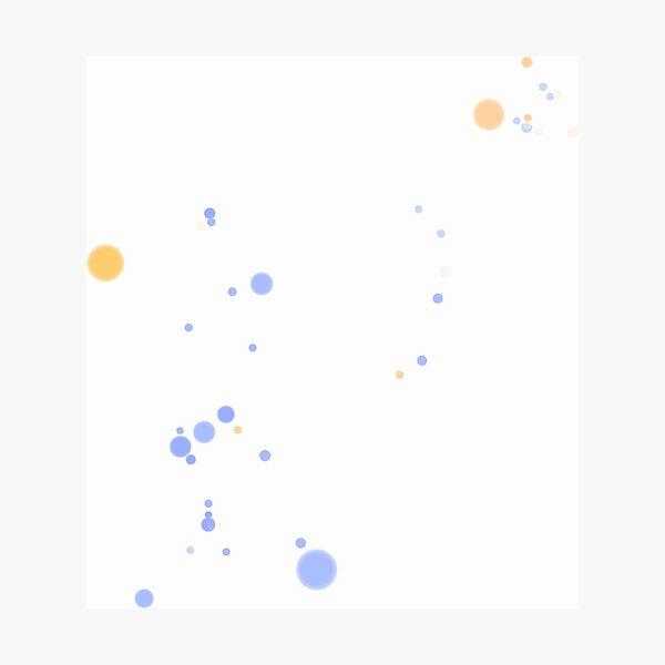 Orion – Taurus Constellations Photographic Print