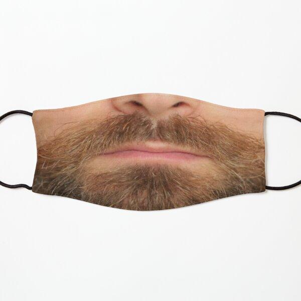 Beard Face Mask Kids Mask