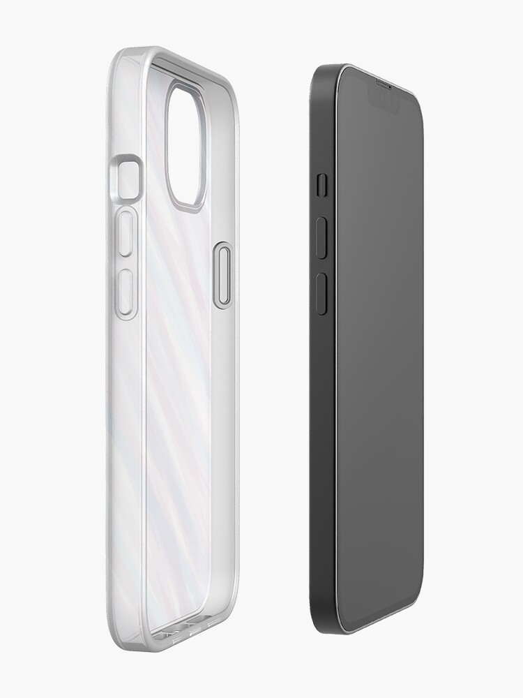Alternate view of Swirl iPhone Case