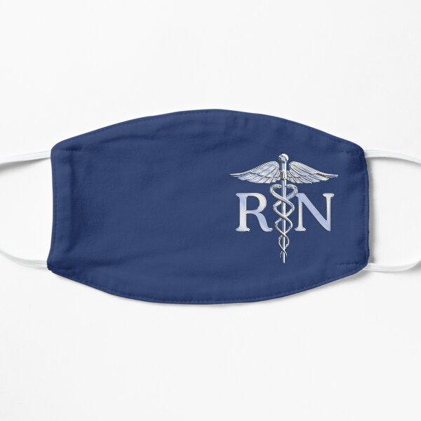 Registered Nurse Medical Caduceus Mask