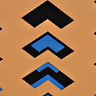 Chevrons by Peter Hammer