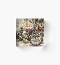 Triumph Bonneville T100 Acrylic Block