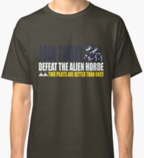 Two Pilots Are Better Than One  Classic T-Shirt