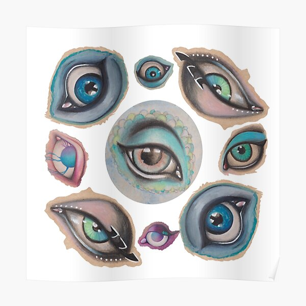 some eyes II Poster
