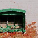 Green Window by Chinita128