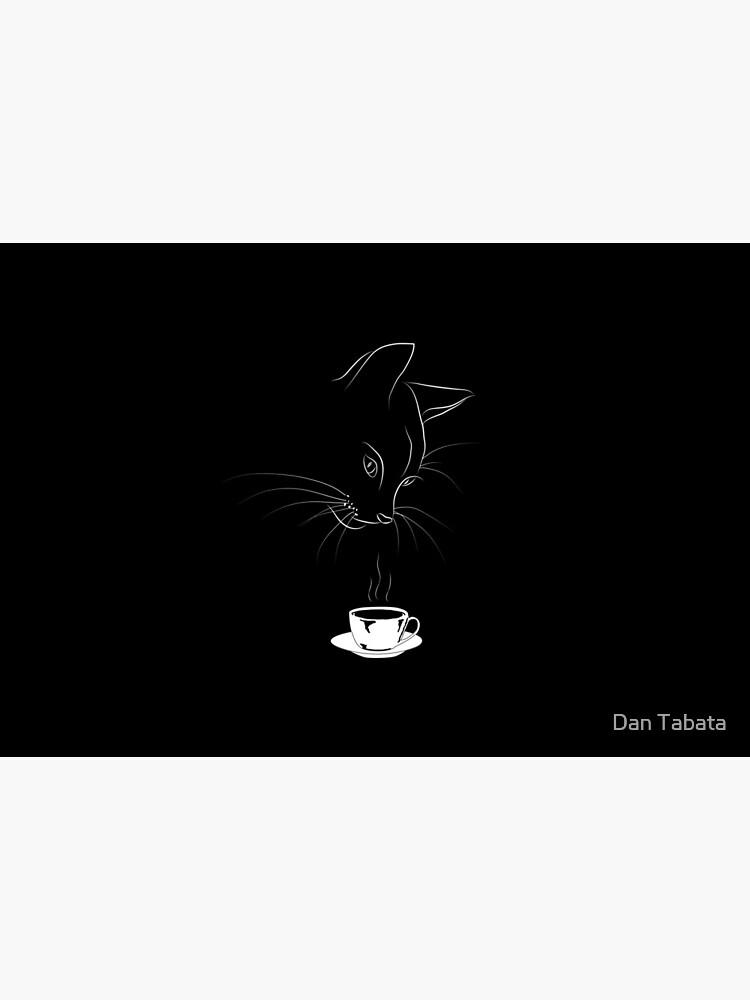 Coffee Cat by dmtab