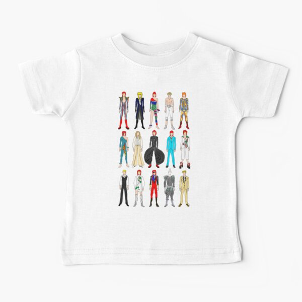 Outfits of Heroes  Baby T-Shirt