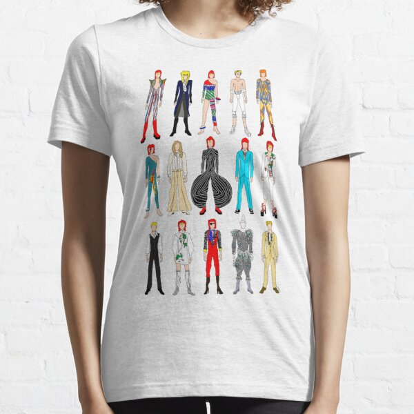 Outfits of Heroes  Essential T-Shirt