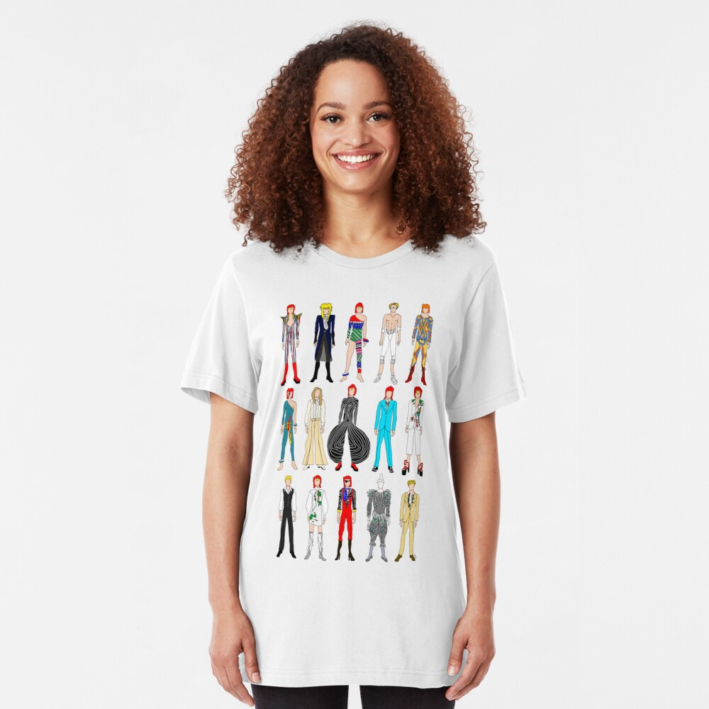 Outfits of Heroes  Slim Fit T-Shirt